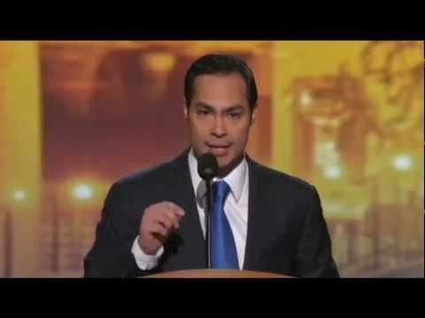 Mayor Julián Castro: 2012 Democratic National Convention Keynote Address - Full Speech