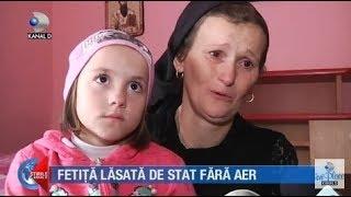 Stirile Kanal D (20.10.2018) - Fetita lasata de stat fara aer! Editie COMPLETA