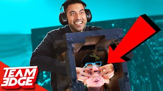 Giant What's in the Box!! | Face Edition !
