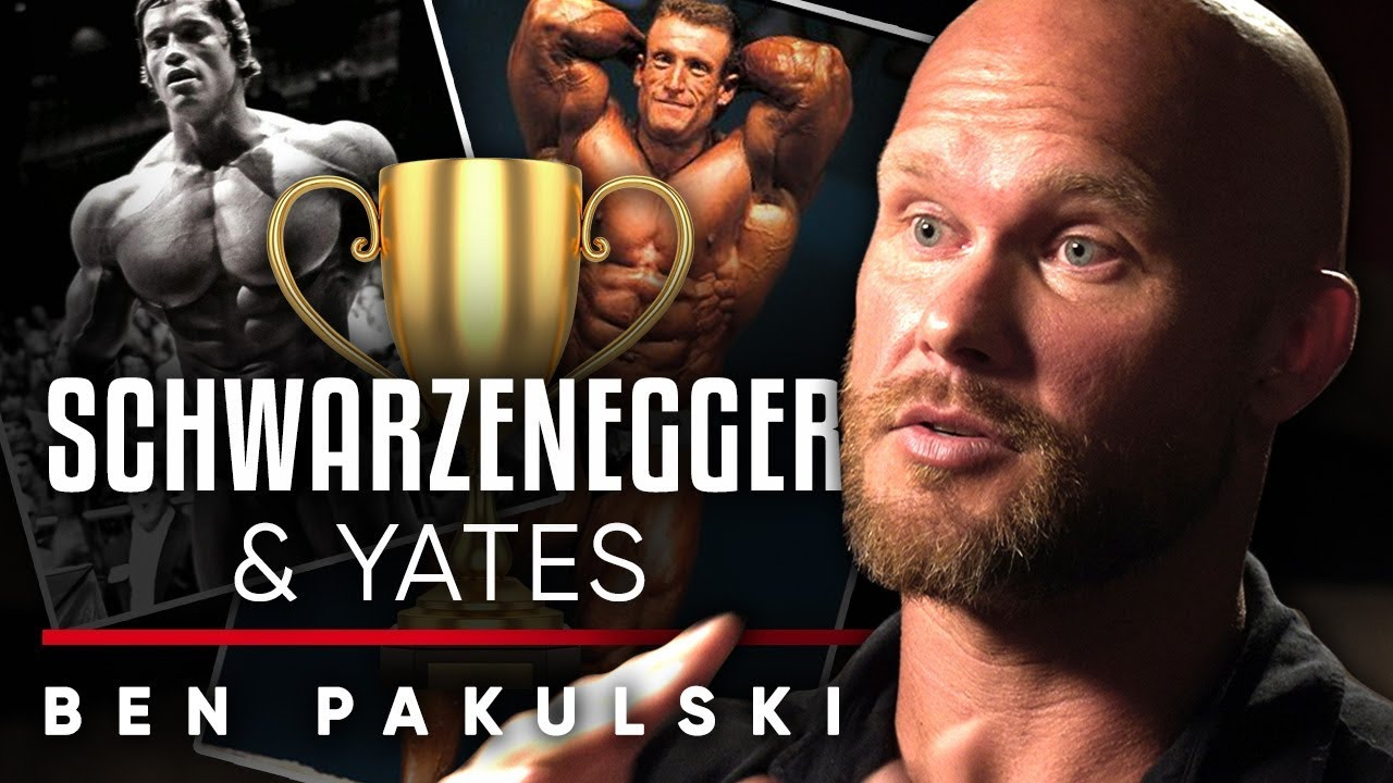 BEN PAKULSKI - SCHWARZENEGGER AND YATES: The Simple Lifting Trick That No One Follows | London Real