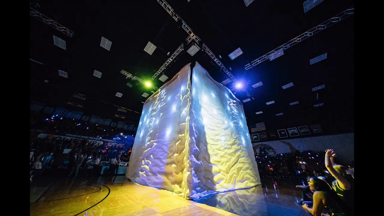 Production Lighting | Sporting Events