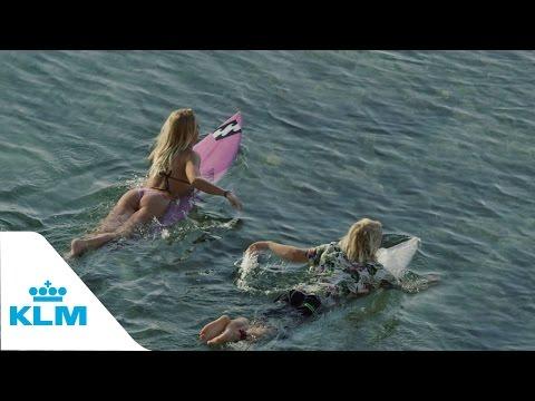KLM Surf - Destination Indonesia (4K)