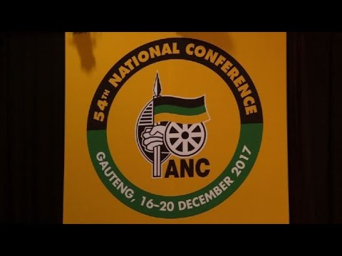 Preparations under way at venue for ANC meet to elect new leader
