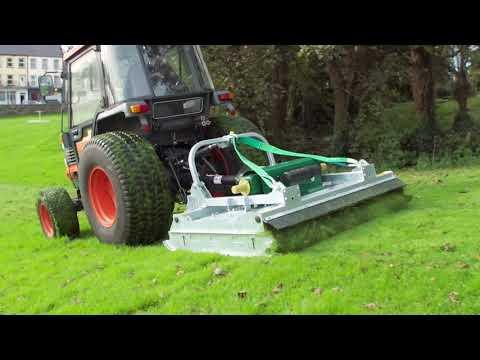 Major CS Pro for Compact Tractors