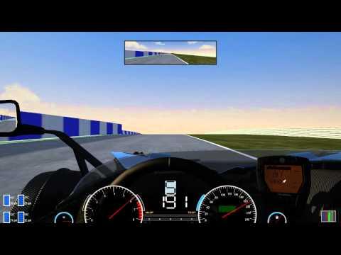 Assetto Corsa - Autódromo Zilmar Beux (Autódromo Internacional de Cascavel) [WIP]