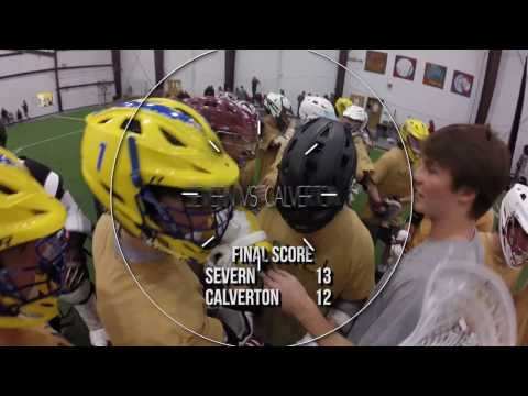 Annapolis Indoor Lacrosse League: 2017 Varsity Semis and Finals Highlights