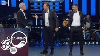 Sanremo 2019 - Lo Show Di Pio E Amedeo