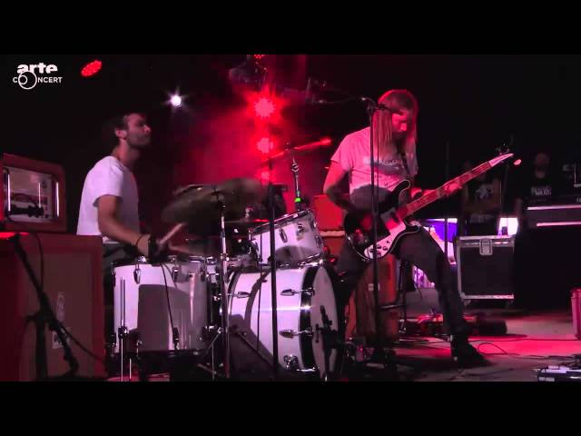 Disco Doom live at Paléo Festival Nyon 2015