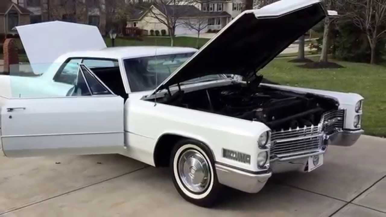 1966 Cadillac Calais Coupe - YouTube