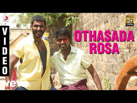Maruthu - Othasada Rosa Video | Vishal,...
