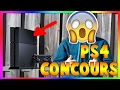 CONCOURS PS4 !