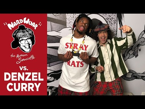 Nardwuar vs Denzel Curry