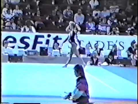 1989 World Gymnastics Championships - Women's Compulsories, Session 8