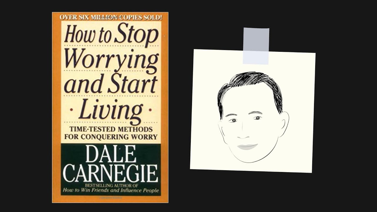 Download HOW TO STOP WORRYING AND START LIVING by Dale Carnegie   Core Message