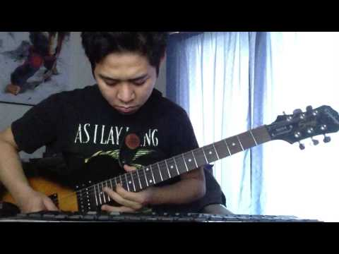 Israel Houghton - Your Presence Is Heaven (Live) Guitar Solo Cover