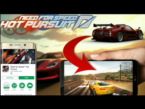 How To Download Need For Speed HOT PURSUIT On Android