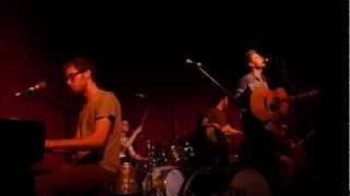 The Lumineers- This Must Be The Place (Cover)- Hotel Cafe 3/23/12
