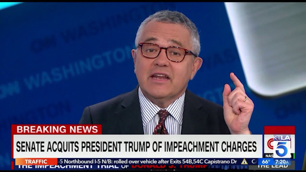 Jeffrey Toobin fired from The New Yorker after exposing himself on a ...