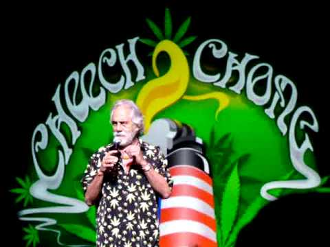 Tommy Chong - Speaks of his Jail Time and Marijuana - Live In North Carolina - [4/3/09]