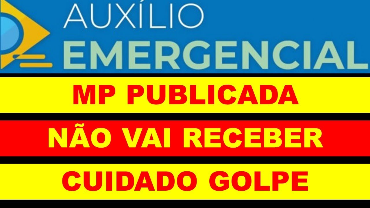 Download 🔥 URGENTE! MP DO AUXÍLIO EMERGENCIAL