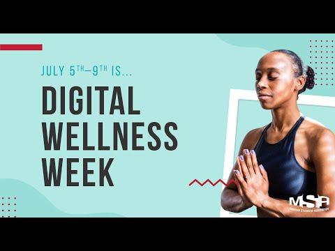 Digital Wellness Week: Friday Meditation Session (July 9th)