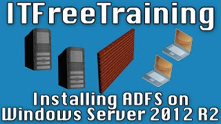 Installing ADFS on Windows Server 2012 R2