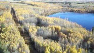 Aerial scenic video of northern Saskatchewan dalecmrogers@yahoo.ca