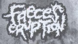 Faeces Eruption - Premature Facial Necrosis