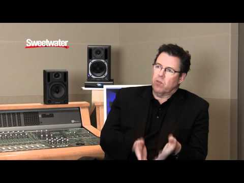 Sweetwater Introduces Sonodyne Active Studio Monit...