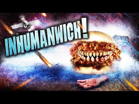 Inhumanwich! (Science Fiction Movie, HD, English Film, Horror Comedy, Full Length) Free Films