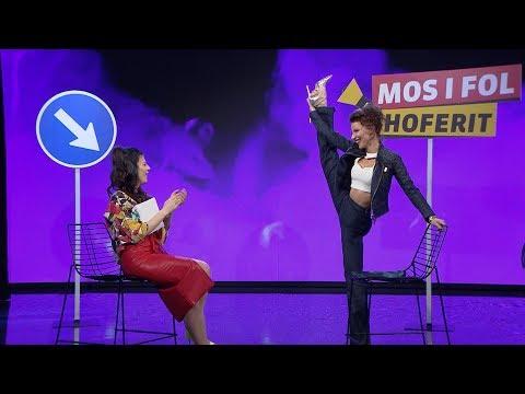 'Mos i fol shoferit' nga Rudina Dembacaj - Të ftuar Isida Mollaymeri dhe Graciano Tagani