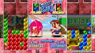 Super Puzzle Fighter 2 Turbo - Felicia Playthrough 2/2