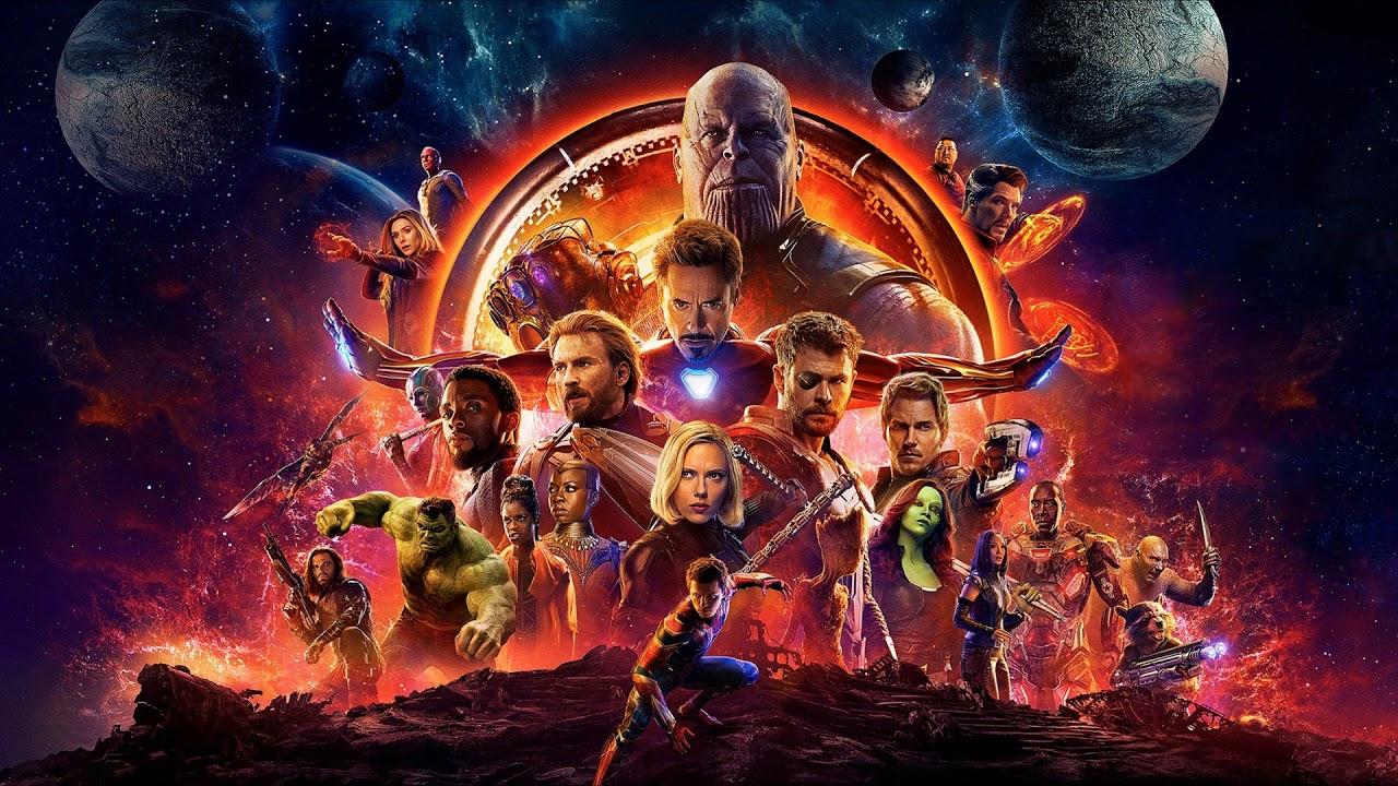 haircut and beard (avengers: infinity war soundtrack)
