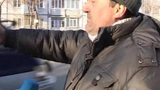 Авария с участием автовышки  произошла на Котельникова(, 2017-01-26T08:19:22.000Z)