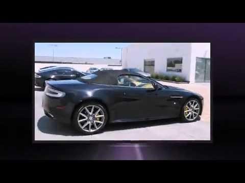 Aston Martin V Vantage S Base In San Diego CA YouTube - Aston martin san diego