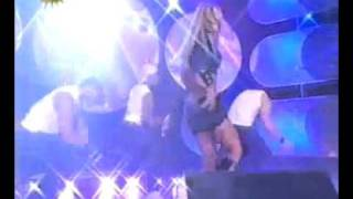 Jessica Simpson - Irresistible live UK SMTV
