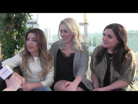 ESCKAZ In Kyiv: Chat With OG3NE (The Netherlands) At The Netherlands Reception