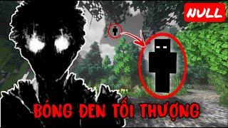 Câu Chuyện Đáng Sợ Về Null, Thực Thể Đen Tối Thượng  Minecraft Creepypasta #8