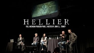 Hellier: Cast Discussion Panel Hosted by John E.L. Tenney | Season Two Announcement