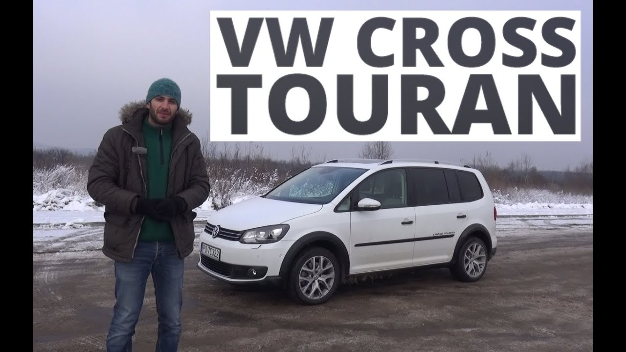 volkswagen cross touran 2 0 tdi 177 km 2015 test 169 youtube. Black Bedroom Furniture Sets. Home Design Ideas