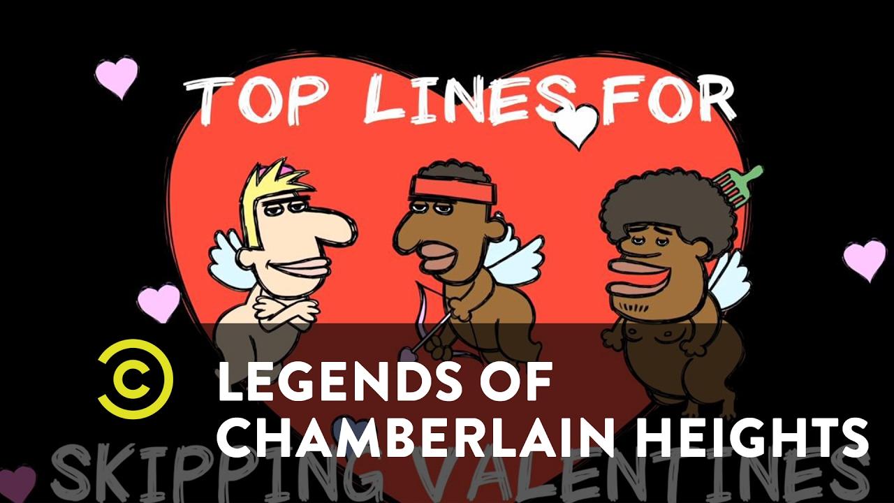 legends of chamberlain heights season 1 episode 6
