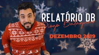 RELATÓRIO DB - DEZEMBRO 2019