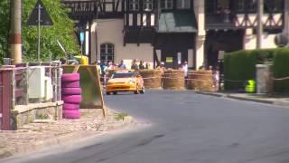 Alex Mirea Honda Civic EK - CNVCD - Trofeul Sinaia Forever 2013
