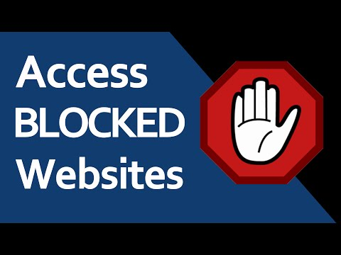 How To Access Blocked Websites at School/College/Work 2016?