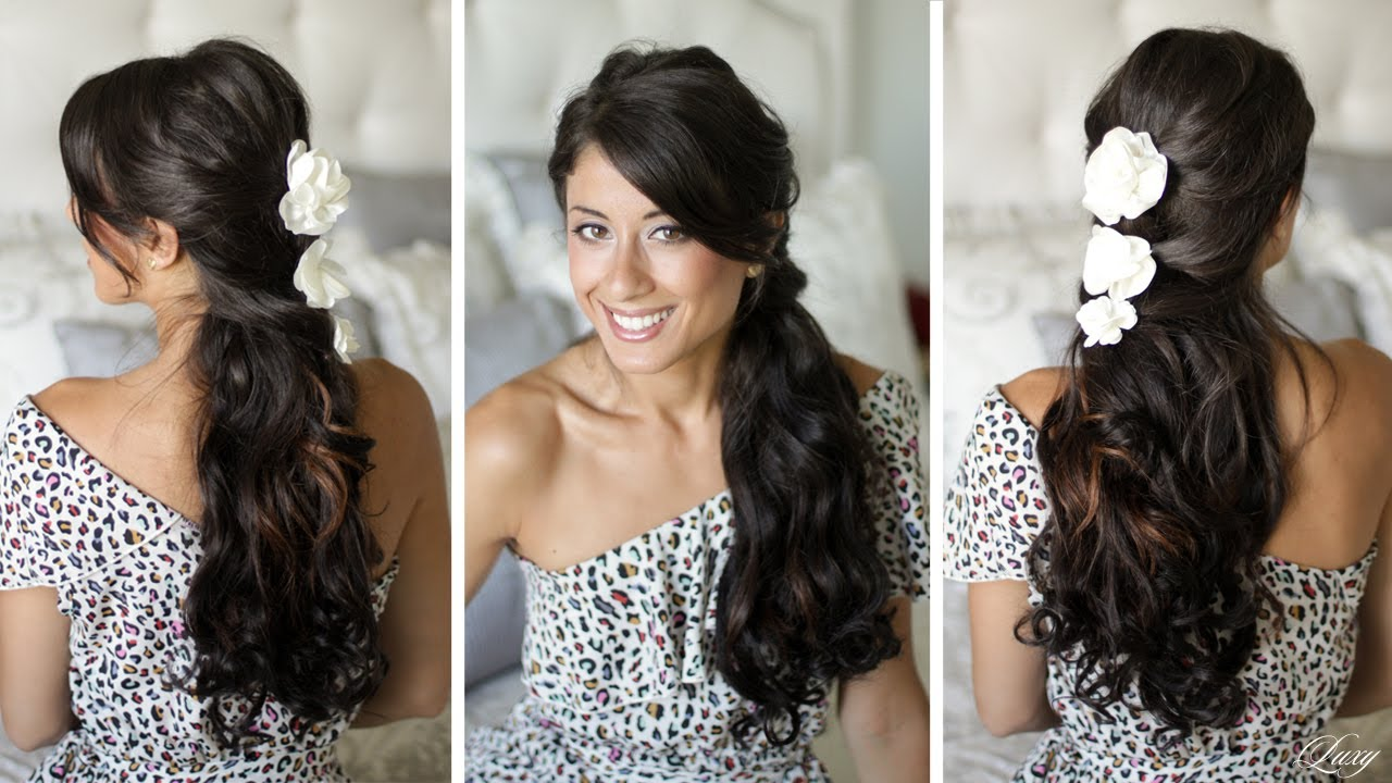 luxy hair styles for hair summer hairstyle 8129
