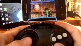 Sony Ericsson Active Sega