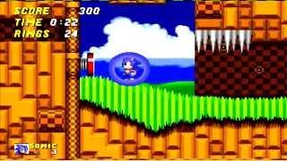 Sonic The Hedgehog 2 (SONICS ULTIMATE GENESIS COLLECTION/PS3) #25 LongPlay HD
