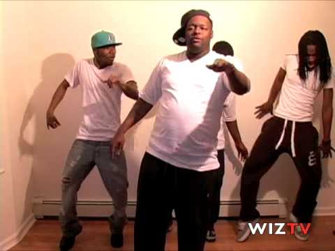 DJ FROSTY NEW HIT SINGLE TIP TOE (JERSEY CLUB) (WIZTV VIDEO)