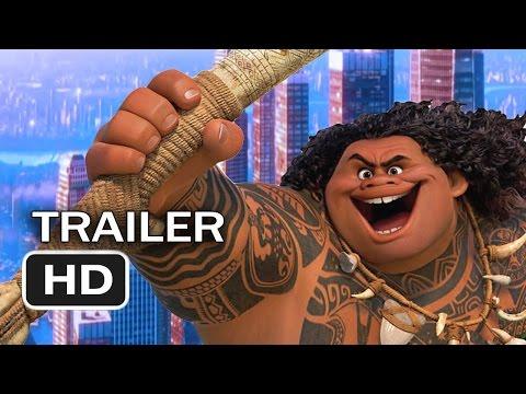Moana 2 - Lost In New York Trailer 2018 Parody thumbnail