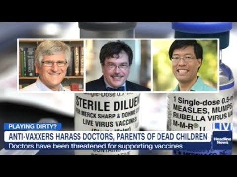 """MSM Paints """"Anti-Vaxxers"""" Like They Are The New Terrorists!"""